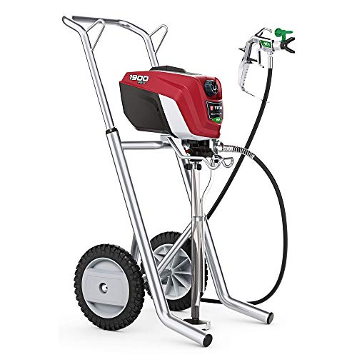 Titan ControlMax 1900 airless paint sprayer