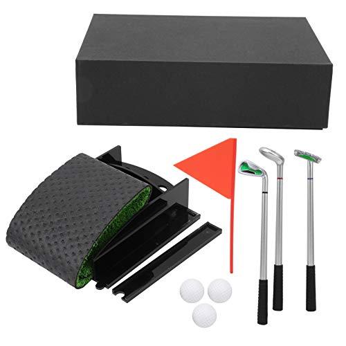 Gatuxe Sistema de práctica del Juego de Golf, Regalo Duradero del Juego del Golf, Respetuoso del Medio Ambiente portátil para el hogar de la Oficina