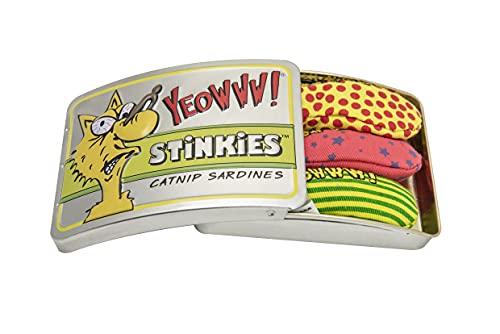 Yeowww Tin of Stinkies, 3...