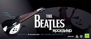 The Beatles: Rock Band X360 Wireless Rickenbacker 325 Guitar Controller