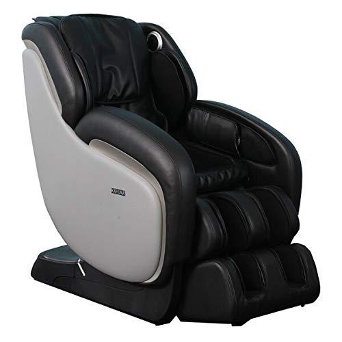 Best Performance L-Track Shiatsu Kahuna Massage Chair LM-7800 - Black
