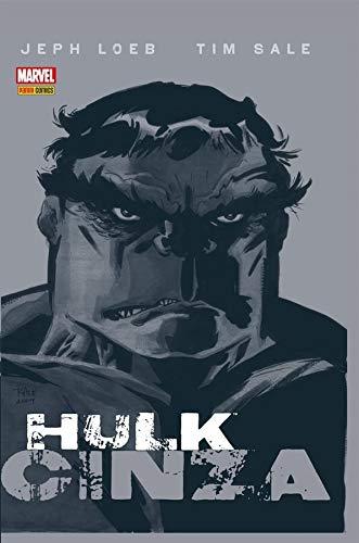 Hulk: Cinza: Capa Dura