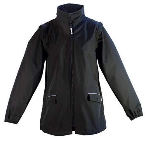 Veste Manduca par MAM 179-10-50-004 - Endroit et envers - Intérieur cossu - Taille L - Shady Night/Rain Dove