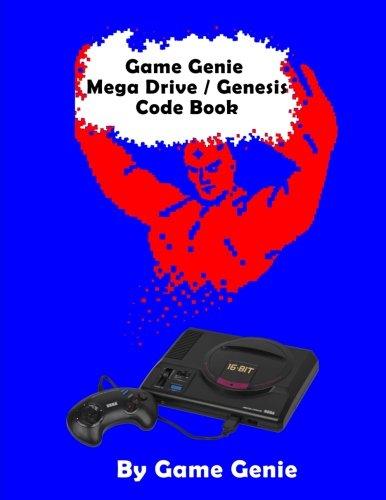 Game Genie Mega Drive   Genesis Code Book (Game Genie Code Books)