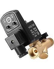 Programado drenaje automático electrónico de la válvula de 1/2 pulgadas de agua Tanque de aire Válvula de drenaje mecánico Equipos de Potencia