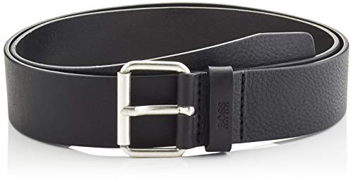 BOSS Serge-va_sz40 Cinturón, Negro (Black 1), 110 (Talla del fabricante: 95) para Hombre