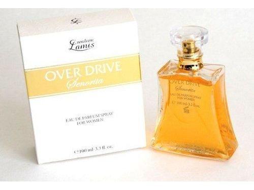 Creation Lamis 12426762 OVER DRIVE SENORITA Damen Parfüm 100 ml