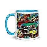 Subaru Impreza WRX STI Sports Car Racing Coffee Mug Tea Cup Cool Best Gift