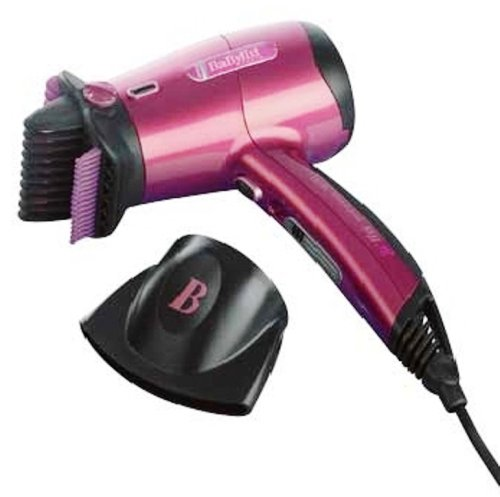 BaByliss Hair Dryer 5710E BE Rosa 1600 W