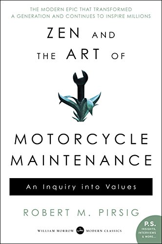 15 best zen and the art of motorcycle maintenance book for 2021