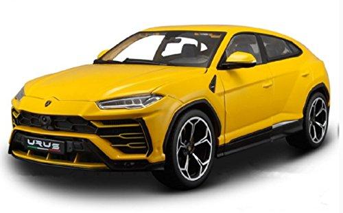 マイスト 1/24 ランボルギーニ URUS Maisto 1/24 Lamborghini URUS レース スポーツカー ダイキャストカー ...
