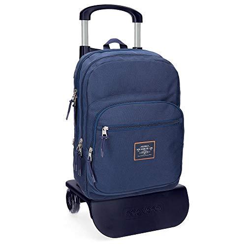 Pepe Jeans Cross plecak szkolny, niebieski (niebieski) - 62224N2