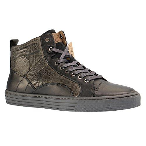 Australian Footwear Herren Sneaker Caldwell Leather 15-1262-02 braun 381698