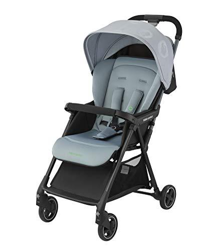 Bébé Confort 1270868210 Kinderwagen, zusammenklappbar, Grau