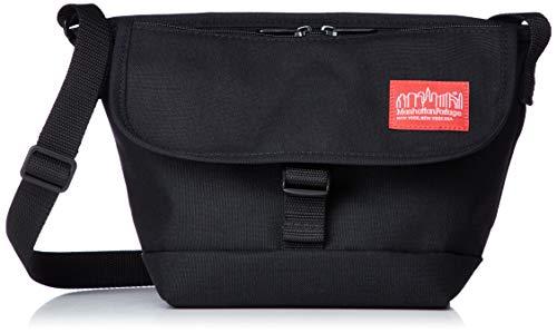 [マンハッタンポーテージ] 正規品【公式】メッセンジャーバッグ Buckle NY Casual Messenger Bag 【Online Limited】 ブラック