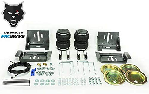 Pacbrake HD Rear Air Suspension Kit For 99-16 F-250/F-350 Super Duty