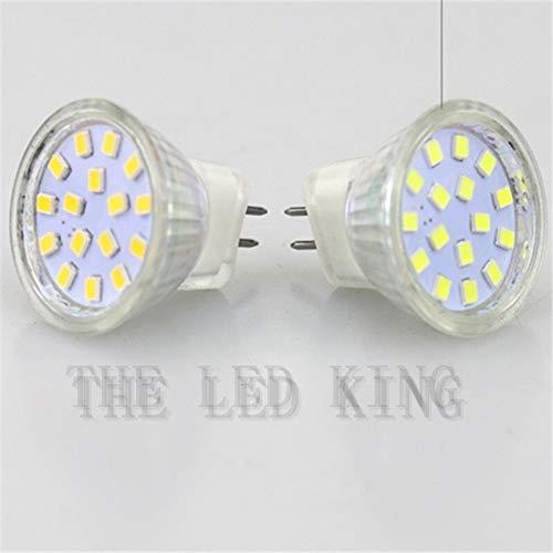 Energiesparende LED-Lampe, cool und warmweiß (Wattage : DC12V)