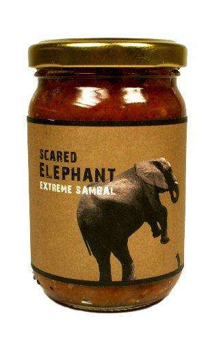 Scared Elephant – Extreme Sambal – 200g