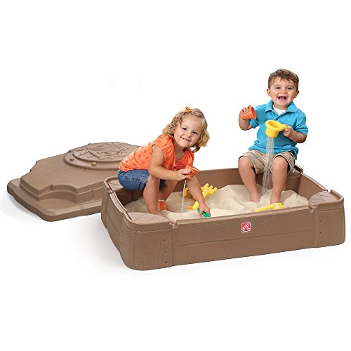 Step2 Play and Store Sandbox With Cover