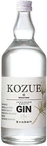 Kozue Japanese Craft Gin 47% - 700 ml