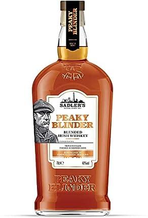 Peaky Blinder Irish Whiskey 70cl 40% Alcohol