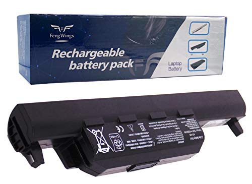 FengWings® 10.8V 4400mAh A32-K55 Laptop Batería Compatible con ASUS A45 A55 A75 A85 F45 F55 F75 K45 K55 K75 P45 P55 X45 X55 X75