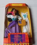 Disney Hunchback of Notre Dame ESMERALDA 11.5' Fully Poseable Fashion Doll (1995 Mattel)
