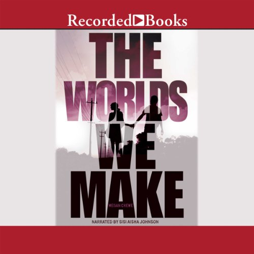 The Worlds We Make audiobook cover art