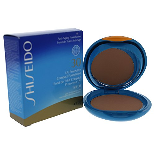 Shiseido UV Protective Compact Foundation SPF30 medium ochre SP40 fondotinta compatto solare