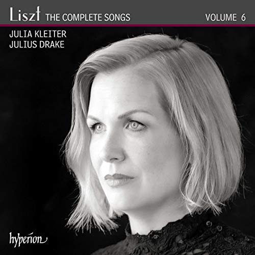 Liszt: The Complete Songs Vol.6