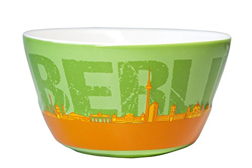 benu 95102Relief Ciotola Berlin Skyline