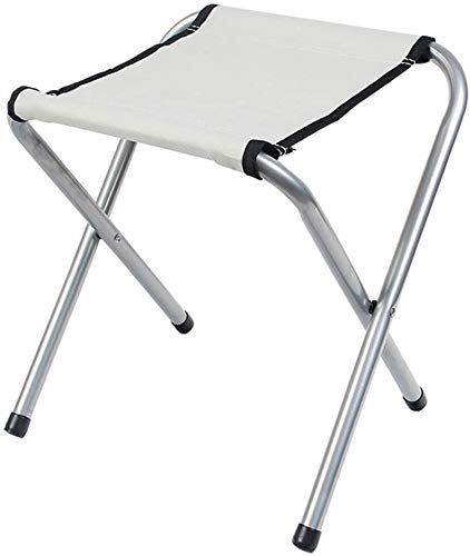 HETAO Robuuste draagbare opvouwbare campingstoelen viskruk opvouwbare kruk outdoor campingwandelen