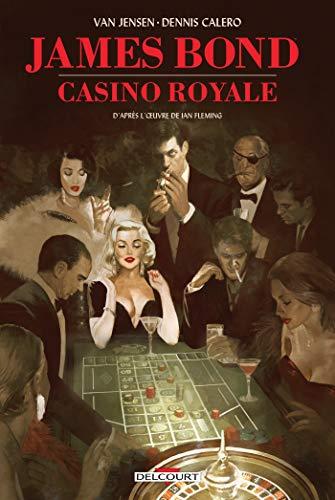 James Bond : Casino Royale (French Edition)
