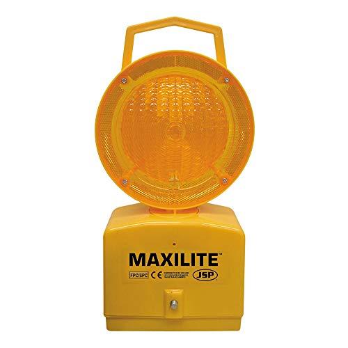 JSP LAF060-001-200 Maxilite LED-lamp, geel, 10 stuks