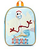 Toy Story 4 Mochila Infantil Niño Con Personaje Forky, Mochilas Escolares de Lona Azul Bolsa Para Pr...
