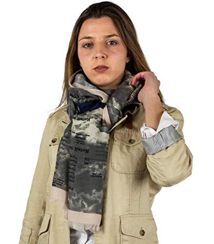 Mer's Style - Fular Bufanda de Primavera, para Mujer