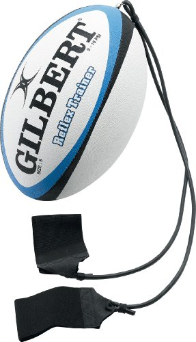 Gilbert Reflex Catch Trainer Pallone da Rugby, 5