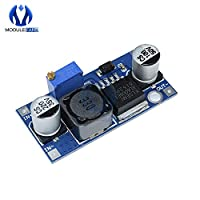 DC-DC Adjustable Power Supply XL6009 Boost Power Converter Module Replace LM2577 Module High Frequency Switch 3V 5V Non-isolated