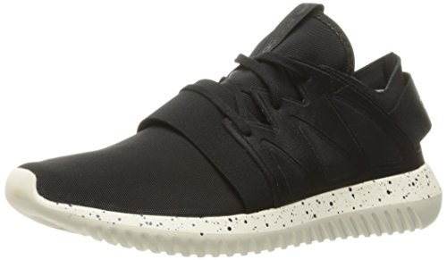adidas Originals Damen Tubular Viral W, schwarz/core-White, 39 EU