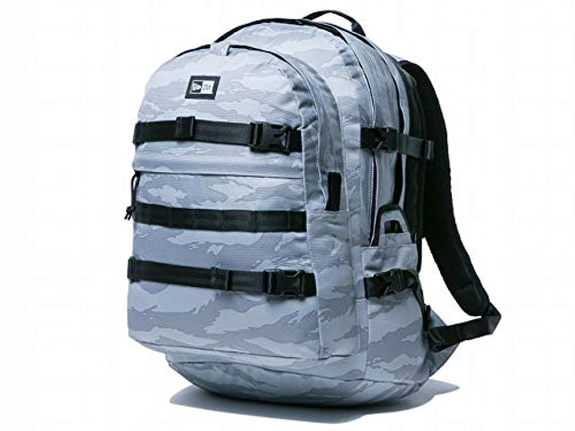 小説文明化するセージニューエラ キャリアパック CARRIER PACK 11556653 タイガーストライプカモ/グレー tiger stripe camo/gray バックパック リュックサック backpack