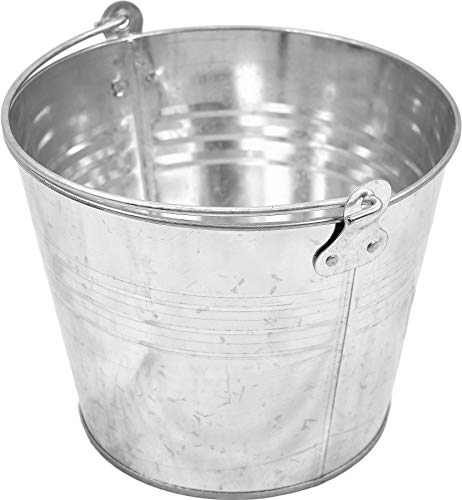 PAMEX - Cubo Galvanizado (6 litros)