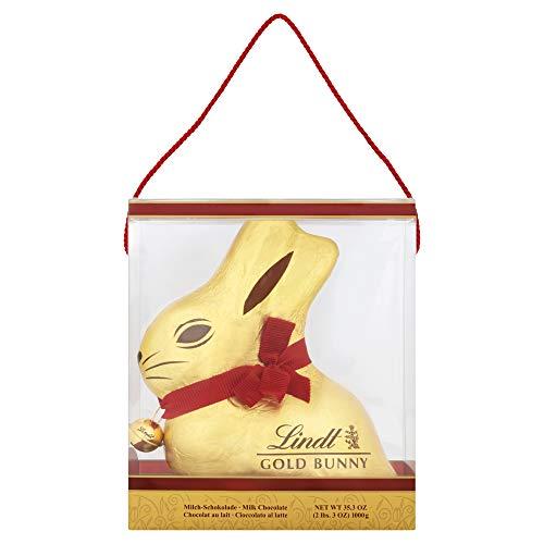 Lindt Gold Bunny, Cioccolato al latte, 1000 g