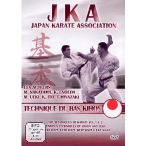 JKA Japan Karate Association - Techniques du bas Kihon