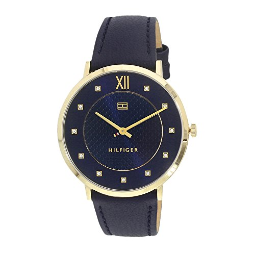 Tommy Hilfiger Analog Blue Dial Women's Watch - TH1781807
