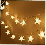 Aiyrchin Star Fairy Lights Led String Star Garland Lights USB Indoor Fairy Light Strips Für Valentinstag Festival Dekoration Stil 1