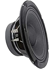 Seven Soundvector SVM6 Mid Woofer 6 Pulgadas Altavoz Profesional de Medios Medios-Graves 8 Ohm 120W AES