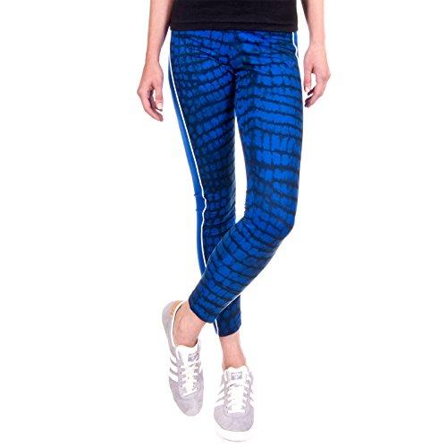 adidas City NY Leggings, Multicolor-Bold Blue, 38