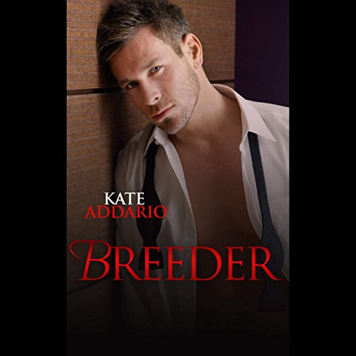 Breeder audiobook cover art