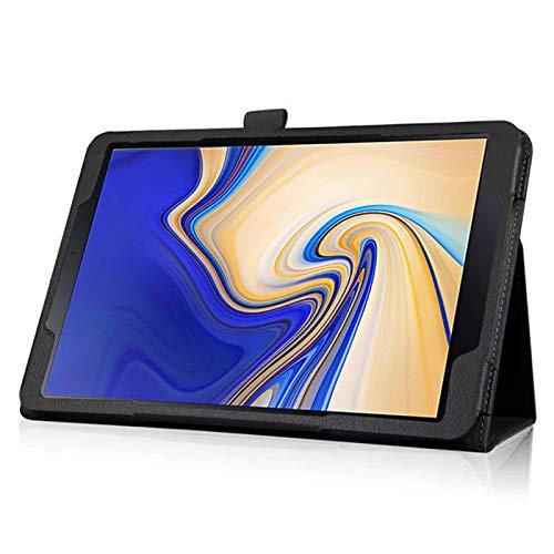 Lobwerk móvil para Samsung Galaxy Tab S4SM de T830T83510.5Pulgadas Smart Cover Funda con Función Atril Negro Negro