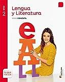LENGUA Y LITERATURA SERIE COMENTA 2 ESO SABER HACER - 9788468097596
